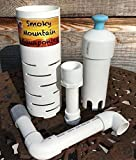Aquaponics Bell Siphon Kit 8' Media or Smaller, Get The Best & Get Growing Now! Over 7000 Siphons Sold Worldwide! Buy With Confidence!