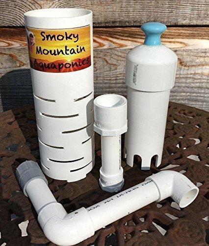 Aquaponics Bell Siphon Kit 8