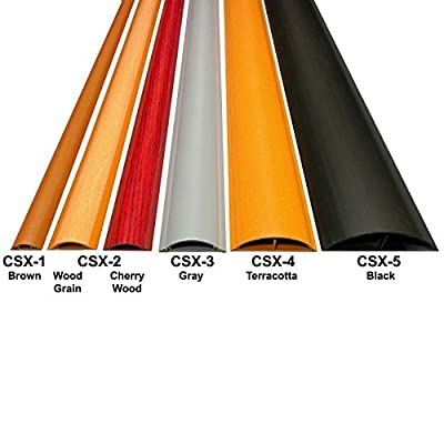 """Cable Shield Cord Covers - 59"""" Length"""