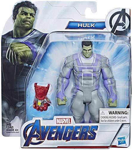 Collector Movie-Hulk Avengers - Actionfigur mit Zubehör, ca. 6