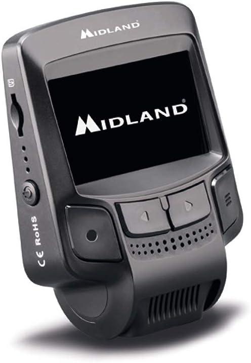 Dash cam telecamera video camera per auto full hd midland street guardian flat C1409