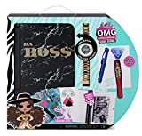 LOL Surprise OMG Fashion Journal – Secret Electronic Password Journal Notebook with Real Watch & Invisible Ink Pen Storage of Secret Diary Cute Journal for Girls