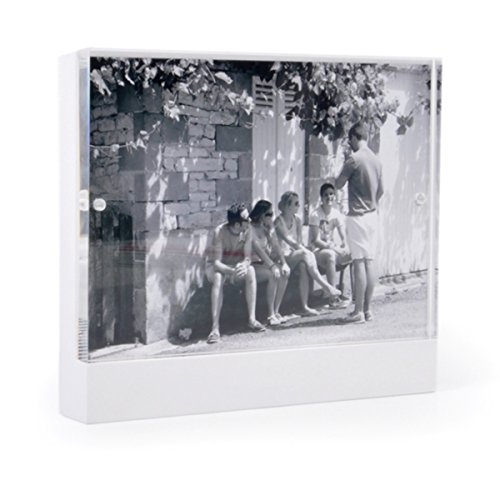 XLBOOM sIENA cadre photo blanc 10 x 15 cm
