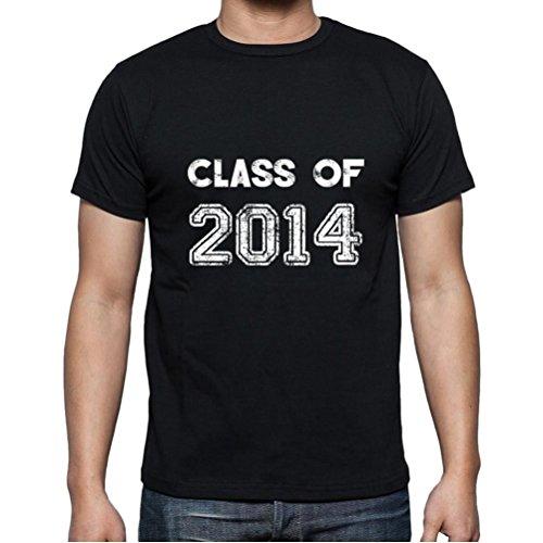 2014, Class of, Clase de Camiseta, Divertido y Elegante Camiseta Hombre, Eslogan Camiseta Hombre, Camiseta Regalo, Regalo Hombre