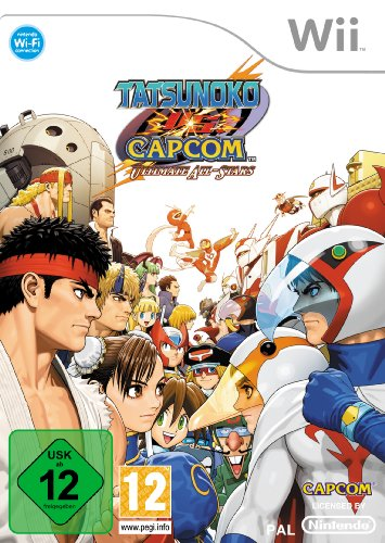 Tatsunoko vs Capcom - Ultimate All-Stars [Importación alemana]