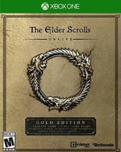 The Elder Scrolls Online Gold Edition (輸入版:北米)