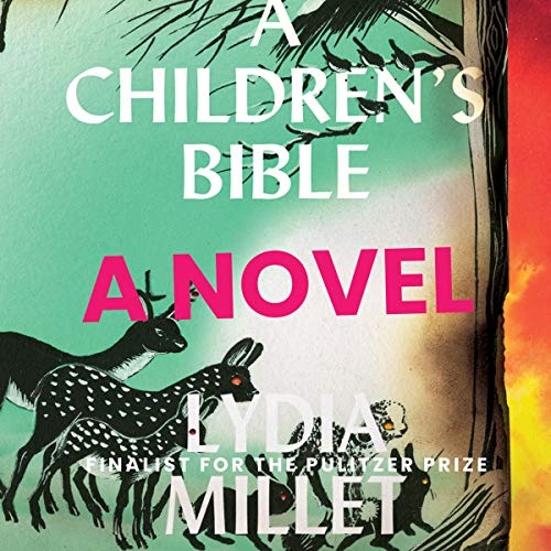 A Children's Bible cover art