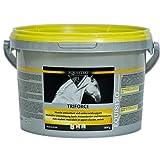 Equistro, integratore alimentare Trifoce, per cavalli, in barattolo da 1,8kg (etichetta in lingua italiana non garantita)