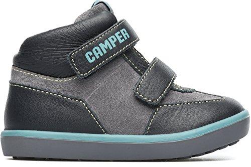 Camper Childrens Pursuit K900115 - Multi 004 (Grey) Childrens Shoes 7.5 US