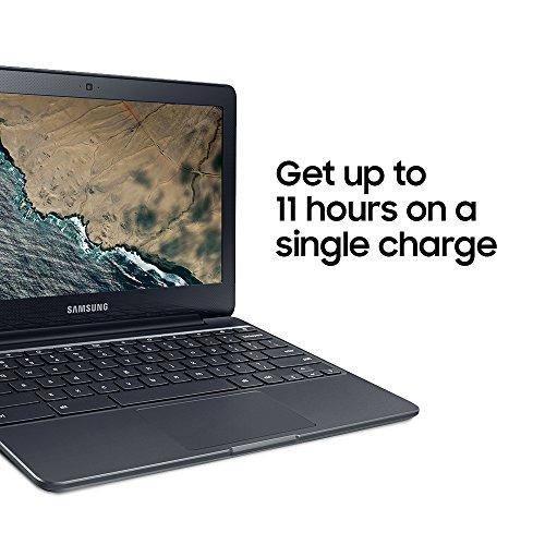 "Samsung Chromebook 3, 11.6"", 4GB RAM, 16GB eMMC, Chromebook (XE500C13-K04US)"