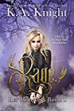 Rage (Her Monsters Book 1) (English Edition)