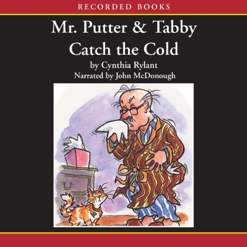 Mr. Putter and Tabby Catch the Cold cover art