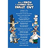 Family Guy  All I Know  - Maxi Poster - 61cm x 91.