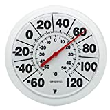 Taylor Indoor/Outdoor Thermometer (8.5-inch)