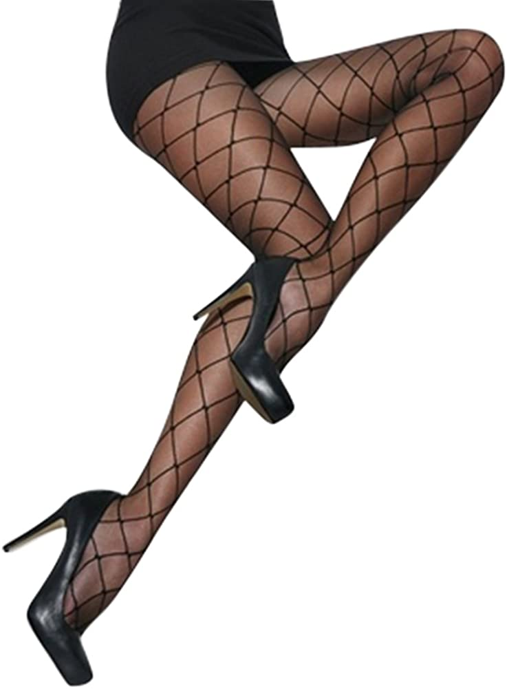 Hera beautiful transparent patterned tights 20 Denier by Adrian