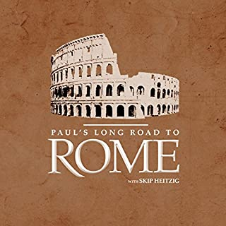 Paul's Long Road To Rome cover art