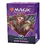 Magic: The Gathering 2021 Challenger Deck – Dimir Rogues (Azul-Negro)