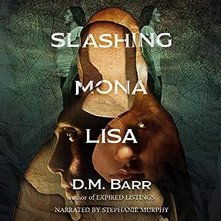 Slashing Mona Lisa cover art