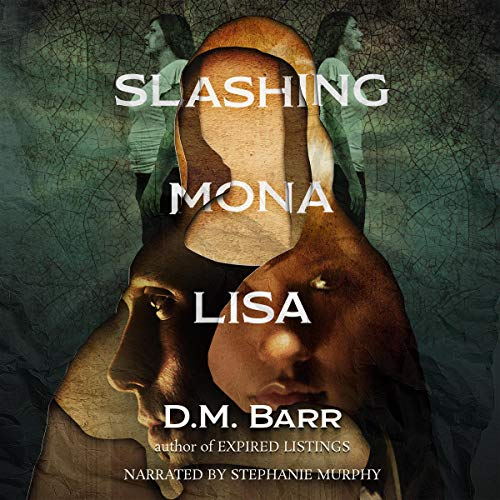 Slashing Mona Lisa cover art