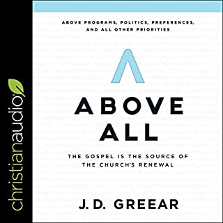 Above All audiobook cover art