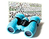 BESPIN Binoculars for Kids 8x21 Bird Watching, High-Resolution Real...
