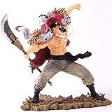 Yvonnezhang SC Edward Newgate Figura 20 Figura de Anime de One Piece...