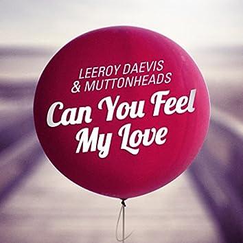Can You Feel My Love (Radio Edit)