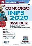 Concorsi INPS 2020...
