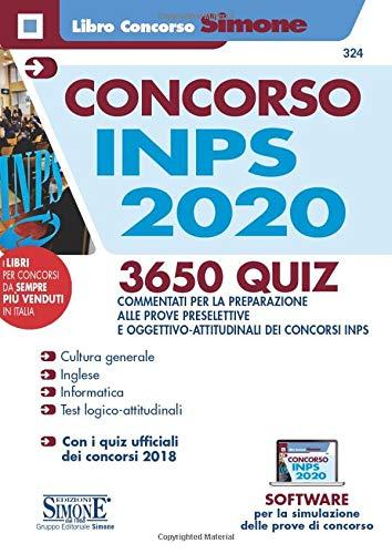 Concorsi INPS 2020