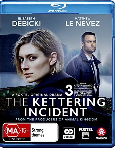 The Kettering Incident [Region B] [Blu-ray]
