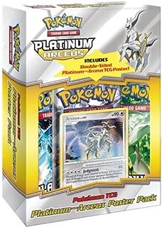 Best pokemon platinum arceus booster pack Reviews