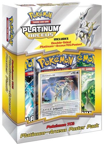 platinum arceus card - 1