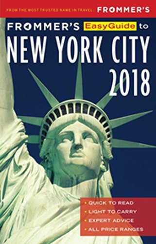Frommer's Easyguide to New York City 2018 [Lingua Inglese]
