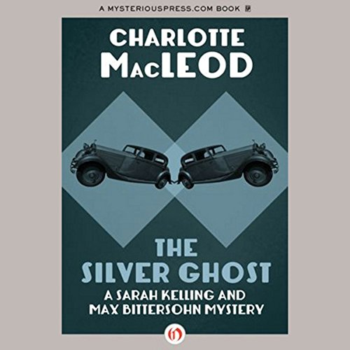 The Silver Ghost audiobook cover art