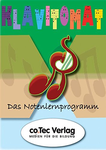 Klavitomat. CD-ROM für Windows 98/NT/2000/XP: Das Notenlernprogramm