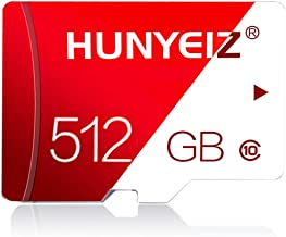 512GB Micro SD Card with Adapter,Class10 MicroSD Card...