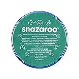 Snazaroo- Pintura facial y Corporal, 18 ml, Color verde, 18ml (Colart 18617)