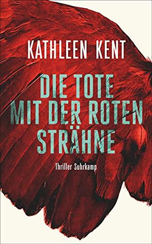 Buchseite und Rezensionen zu 'Die Tote mit der roten Strähne' von Thomas Wörtche