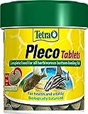 Tetra Plecomin Tablets Bottom Feeding Fish Catfish And Plecostomus 120 Tabs