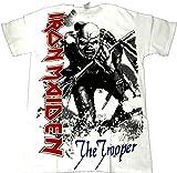 【IRON MAIDEN】アイアンメイデン オフィシャルバンドTシャツ#4 (L)