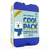 Kühlakku für Lunch, Kühltasche und Kühlbox – Das Original Cool Pack | Extra