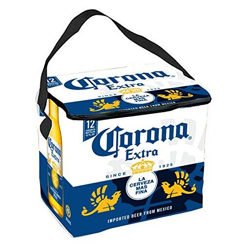 Corona Extra Botella Etiqueta Suave Bolsa de frío