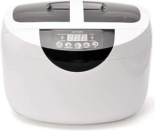 DHINGM Mini Compacto Lavavajillas Limpieza ultrasónica, 5 Tiempo de Ajuste del Ejercicio, ABS plástico Respetuoso del Medio Ambiente, el Aspecto es Hermoso, Seguro y no contaminante