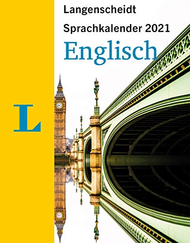 Langenscheidt Sprachkalender Englisch 2021: Abreißkalender