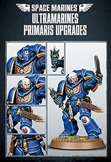 Warhammer Ultramarines Primaris Upgrades
