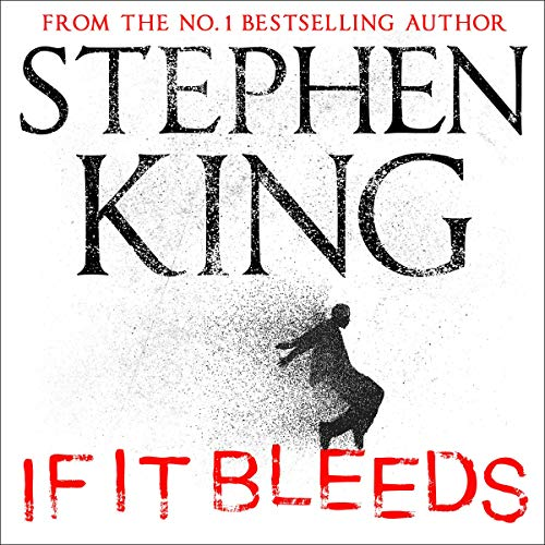 If It Bleeds audiobook cover art