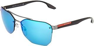 Prada - Sport Hombre gafas de sol PS 54VS, 7CQ5M2, 63