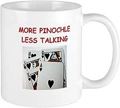 CafePress Pinochle Mug Unique Coffee Mug, Coffee Cup
