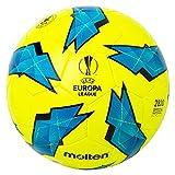 MOLTEN Replica of The UEFA Europa League-2810 Model Balón Oficial de Partido de fútbol,...