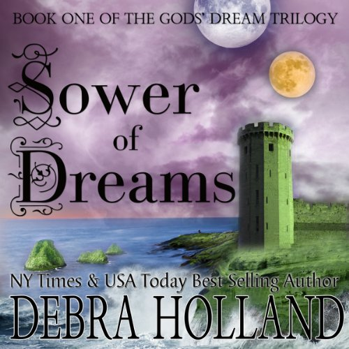 Sower of Dreams audiobook cover art